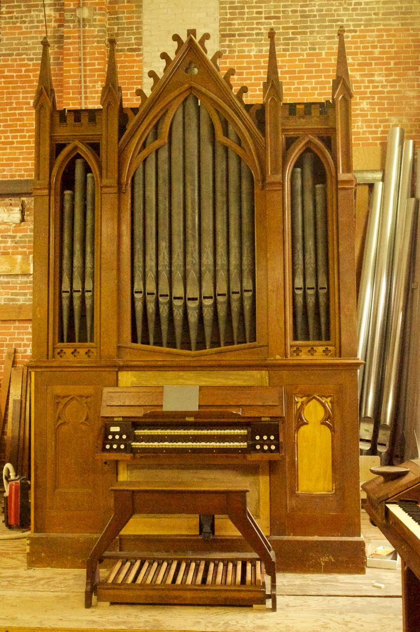 Redman pipe organs c1860 pfeffer from brennan tx two manuals and pedal 8 stops for sale restored and custom finished ccuart Image collections